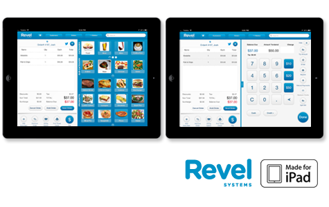 Revel Systems iPad POS